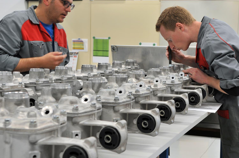 contrôle qualité assemblage sous-ensemble mécanique - Conorm