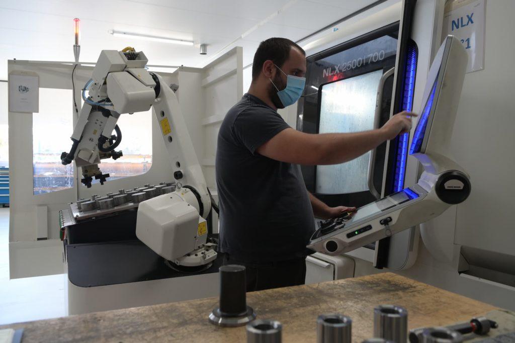 tournage pièces mécaniques aéronautique et armement - Conorm