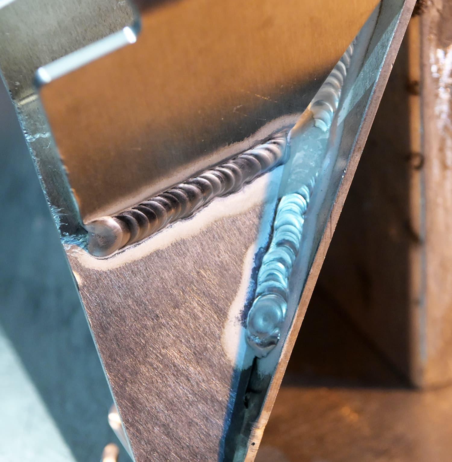 soudure aluminium - Conorm