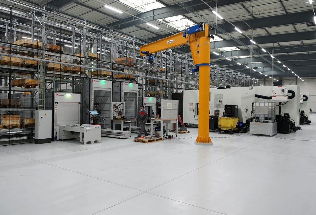 industrie 4.0 - usinage pièce mécanique précision - Conorm